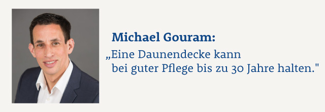 michael gouram zitat