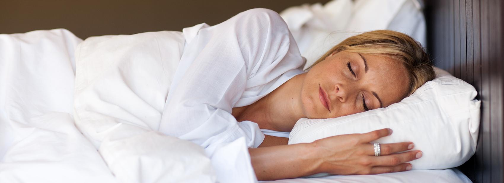 Die besten Schlafpositionen